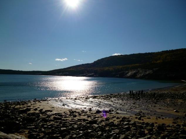 Maine, October 2012
