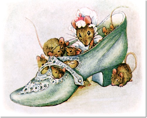 from Appley Dappley's Nursery Rhymes by Beatrix Potter