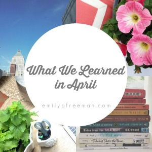what-we-learned-april-2015