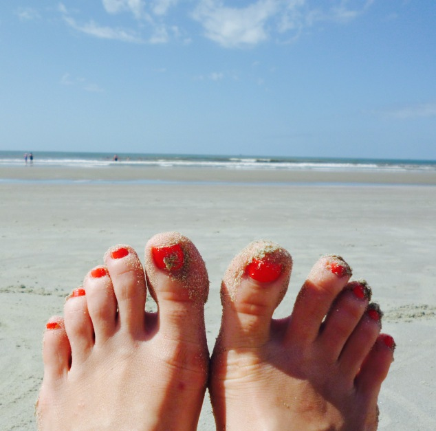 toes – Version 2